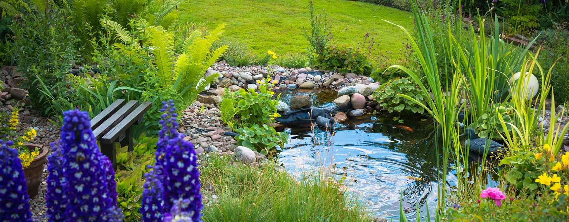 Estanques prefabricados o Cubetas para estanques