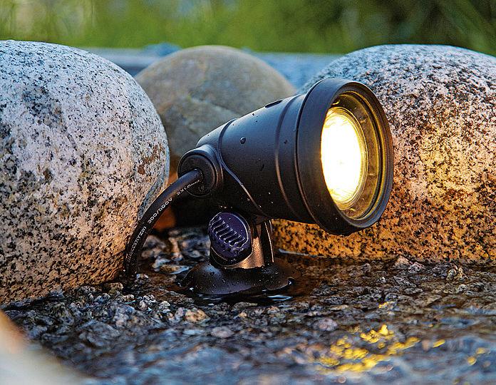 Lunaqua Classic Led para la iluminacion del interior y exterior del estanque