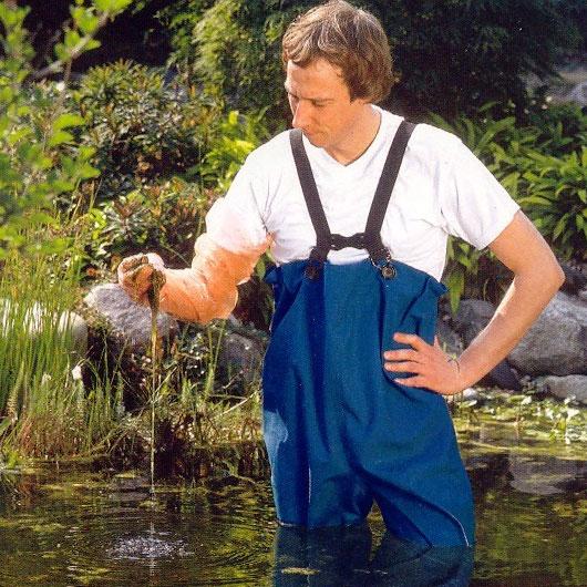 Pantalones para estanques